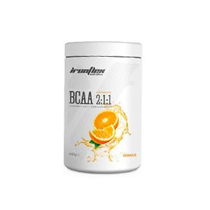 Аминокислота, IronFlex, BCAA Performance 2-1-1, апельсин, 400  г